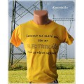 tričko pro elektrikáře